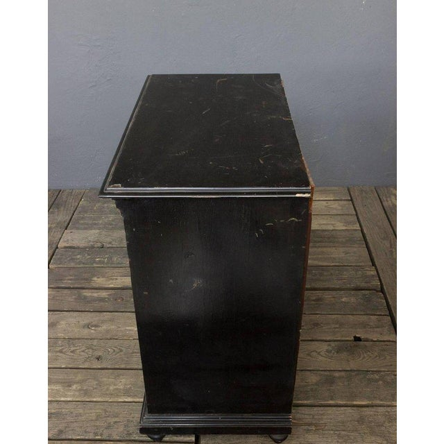 French 19th Century Napoleon III Filing Cabinet For Sale In New York - Image 6 of 9