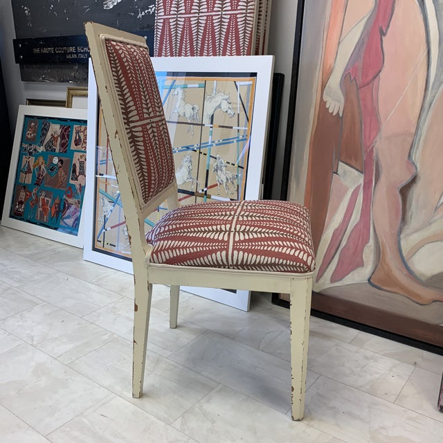 Textile Galbraith and Paul Occasional Desk Chair For Sale - Image 7 of 13