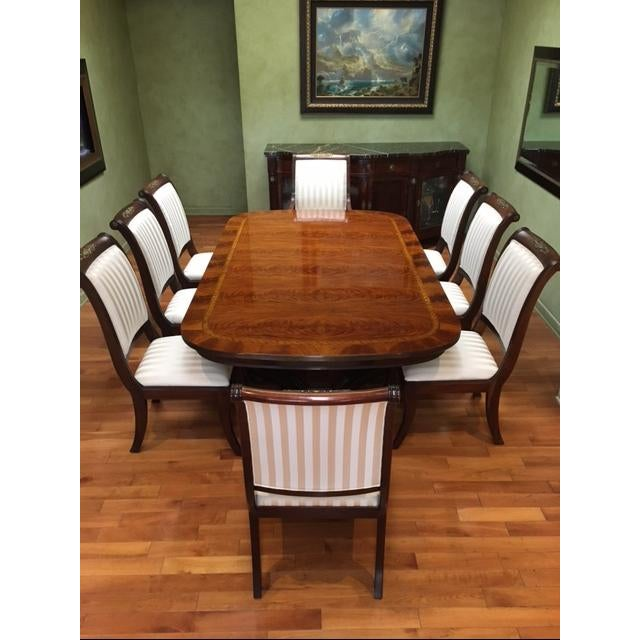 Henredon Historic Natchez Collection Dining Set