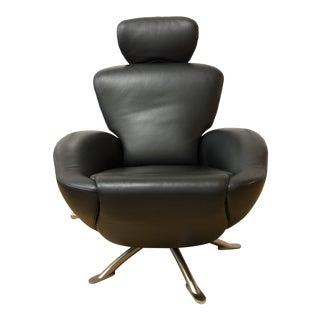 Cassina K10 Dodo Recliner Chair For Sale