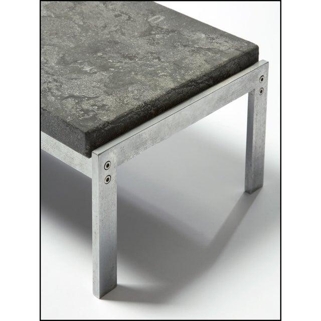 Poul Kjaerholm PK 62 side table For Sale - Image 4 of 5