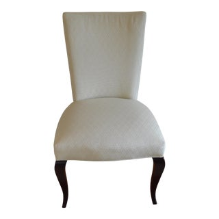 Barbara Barry for Baker Upholstered Dining Side Chair