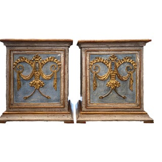 18th Century Portuguese Consoles - a Pair For Sale