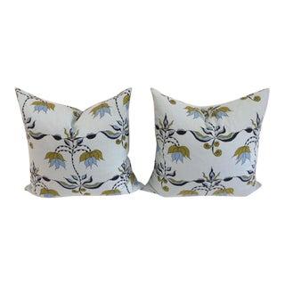 LuLu Dk Pillows - A Pair For Sale