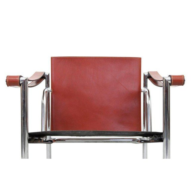 Pair of Le Corbusier LC1 Lounge Chairs for Cassina For Sale - Image 9 of 12