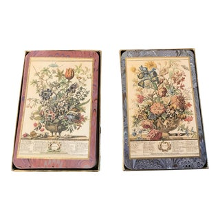 Vintage Decks of Playing Cards - A Pair