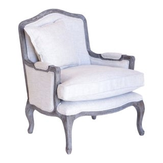 Vintage Restoration Hardware Marseilles Chair For Sale