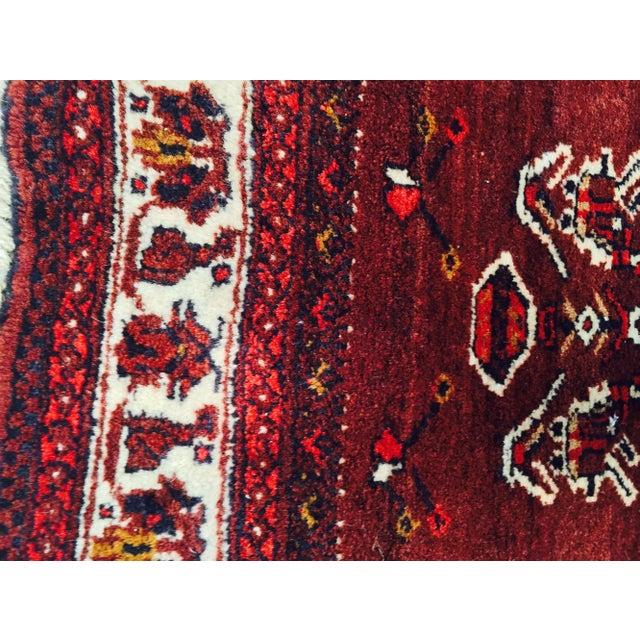 Baluchi Persian Handmade Rug - 2′6″ × 4′6″ - Image 7 of 9