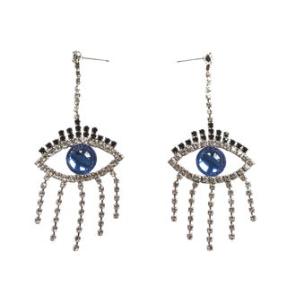Good Luck Eye Earring For Sale