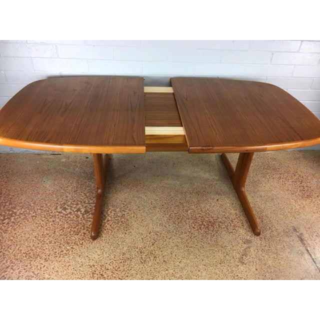 Dyrlund Danish Teak Dining Table - Image 5 of 7