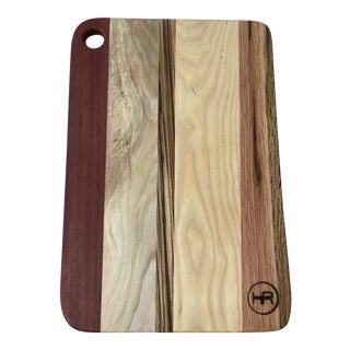Hardwood Cutting or Serving Board