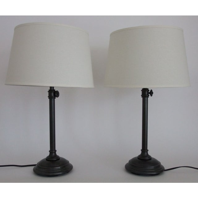 Pottery Barn Chelsea Table Lamps - A Pair - Image 2 of 6
