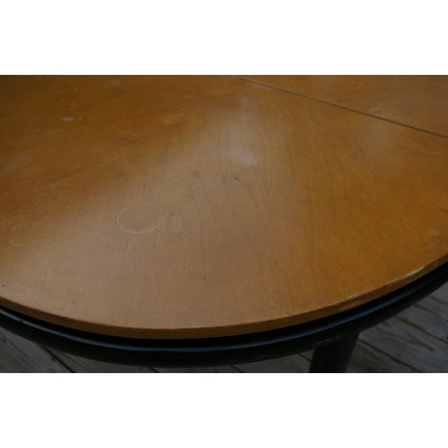 Baker Furniture New World Group Floating Top Table - Image 6 of 6
