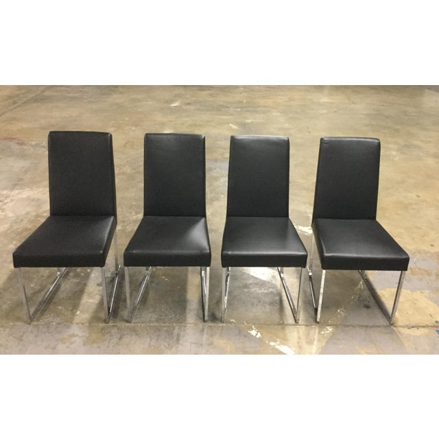 Edge Dining Chair For Sale In Los Angeles - Image 6 of 8