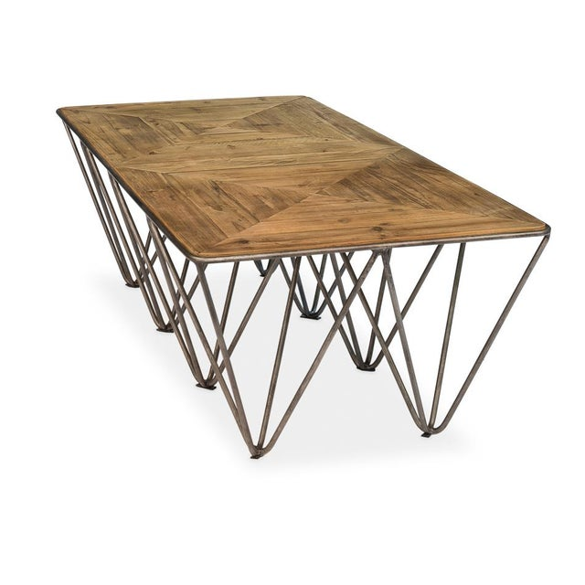Sarried Ltd Primo Coffee Table For Sale In Raleigh - Image 6 of 6