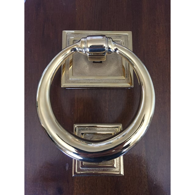 How To Fit A Ring Door Knocker