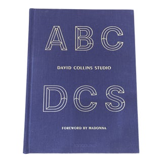 Abc Hardback Book Published by Assouline For Sale