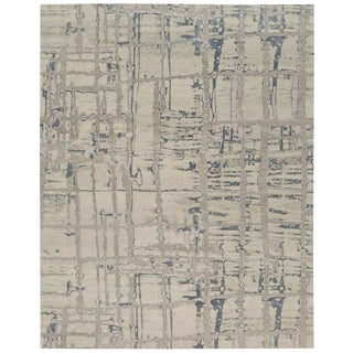 ModernArt - Customizable Qua Rug (Coolridge - 8x10) For Sale