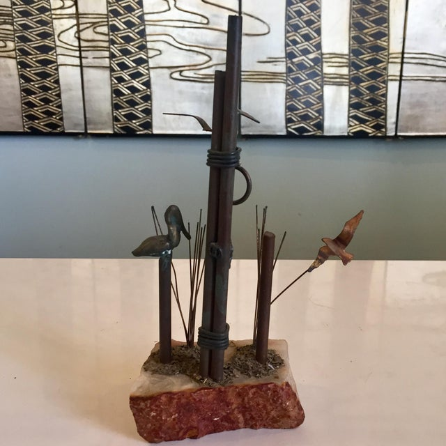 Mid-Century Modern Mid-Century Nautical Sculpture For Sale - Image 3 of 7