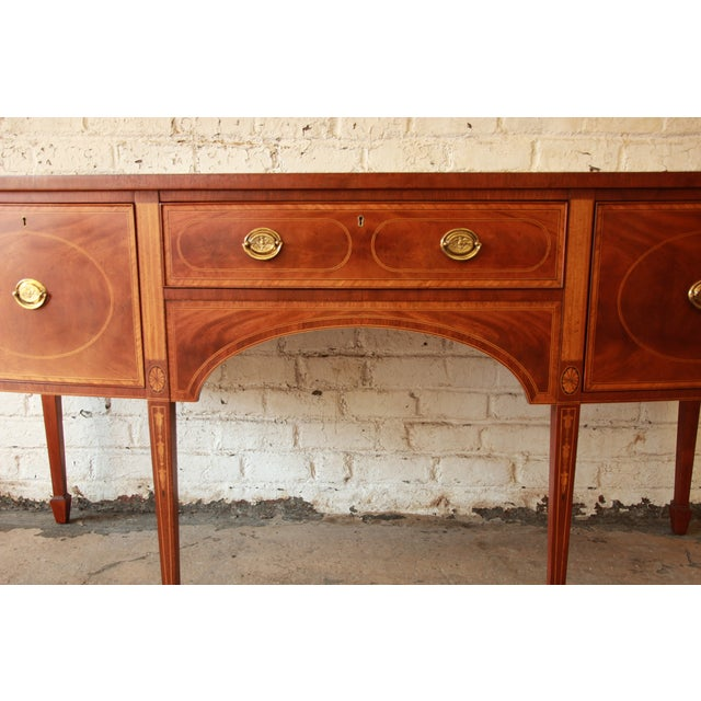 Baker Furniture Historic Williamsburg Sideboard For Sale In South Bend - Image 6 of 11