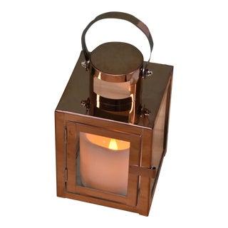 Lantern Golden With Door For Sale
