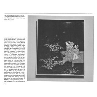 1980 Japanese Lacquer, 1600-1900 First Edition Book Preview