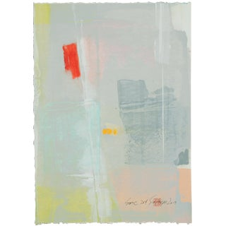 Abstract Expressionist Painting, Static 284 For Sale