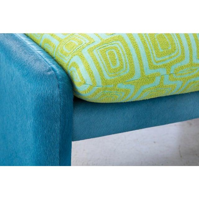 Vico Magistretti Maralunga Chair + Ottoman For Sale - Image 10 of 11
