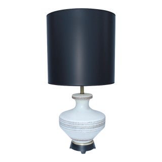 Gerald Thurston Pottery Table Lamp For Sale