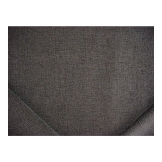 Traditional Romo Rafu Silver Birch Textured Chenille Strie Upholstery Fabric - 8-1/2y For Sale