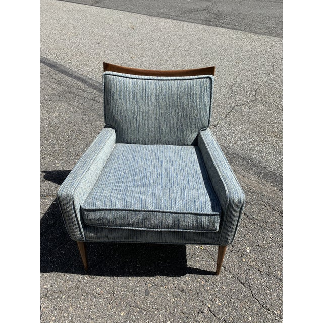 Directional Paul McCobb Directional Mid Century Modern Lounge Chair For Sale - Image 4 of 7
