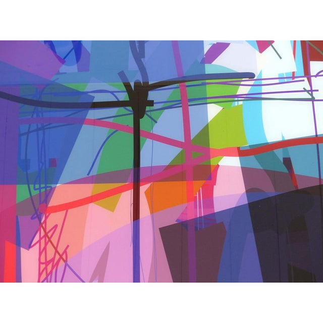 """Abstract Archival Digital Fine Art Print """"Treasure Island"""" by William P. Montgomery For Sale - Image 4 of 8"""