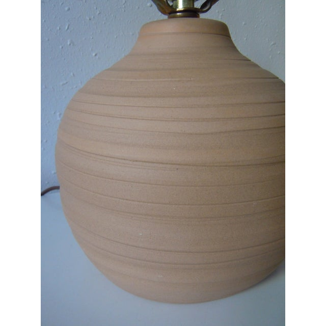 Martz Incised Table Lamp for Marshall Studios - Image 5 of 6