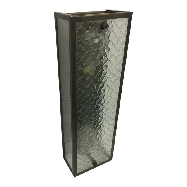 Caged Sconce For Sale