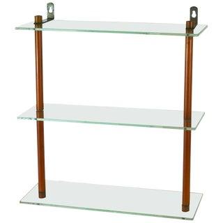 Art Deco Bakelite Shelf For Sale