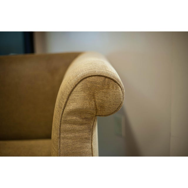 Chanel Chaise Lounge Chair with Nailheads - Image 6 of 9