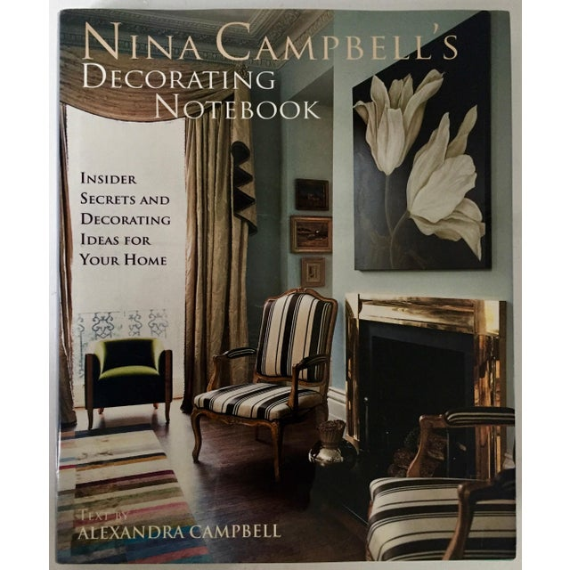 Nina Campbell's Decorating Notebook-2004 For Sale - Image 9 of 10