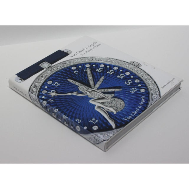 """Blue """"Van Cleef & Arpels the Poetry of Time"""" Coffee Table Book For Sale - Image 8 of 12"""