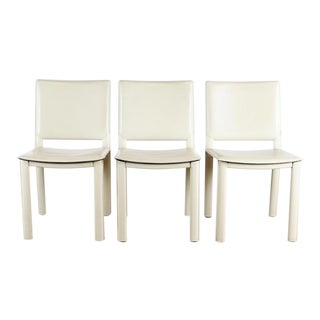 Modern Madrid Dining Chairs- Set of 3 For Sale