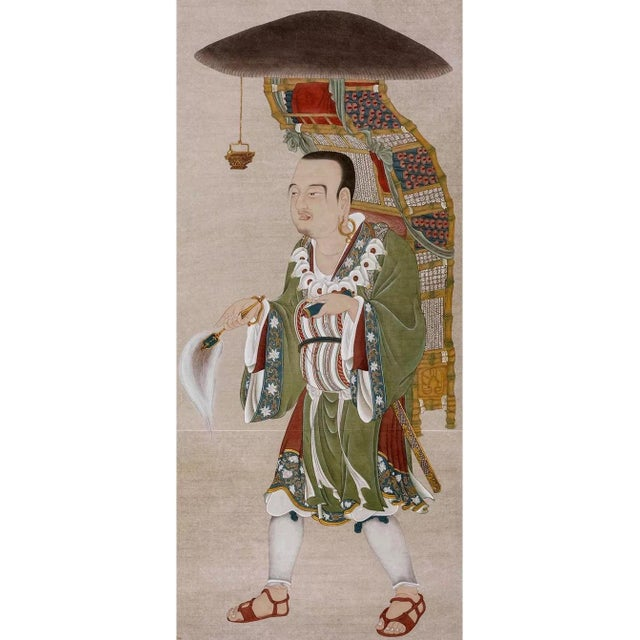 Black Japanese Traveling Cabinet Oi Edo Period For Sale - Image 8 of 13