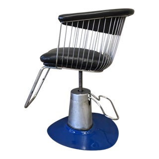 Vintage Belvedere Barber Chairs For Sale