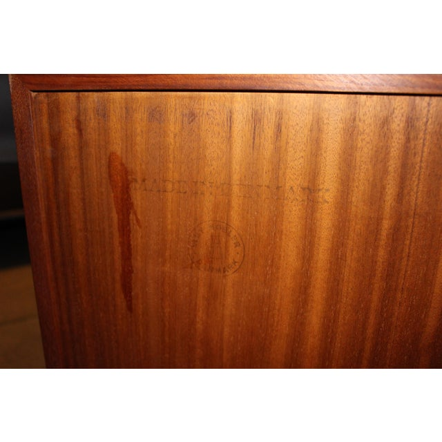 Lyby Mobler Mid-Century Danish Modern 4 Drawer Dresser - Image 6 of 6