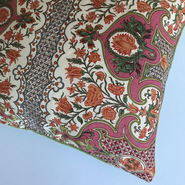 Brunschwig Fils Digbys Tent Pillow Cover - Image 6 of 9