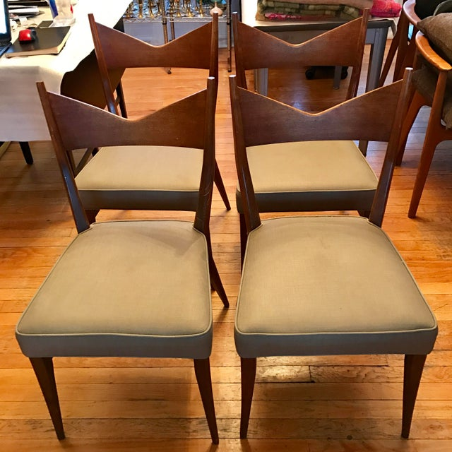 Paul McCobb Calvin Dining Chairs - Set of 4 - Image 10 of 11