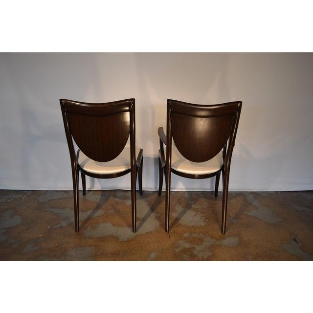 Thomas Moser Moserform Sabina Chairs - Set of 6 - Image 5 of 9
