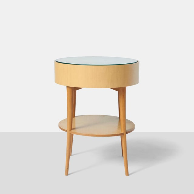 1950s Pair of Joaquim Tenreiro Side Tables For Sale - Image 5 of 10