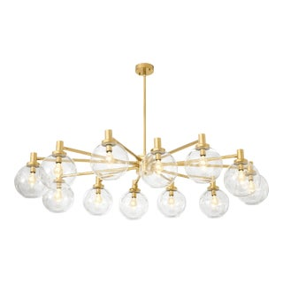 Modern Bulb Chandelier | Eichholtz Selva For Sale