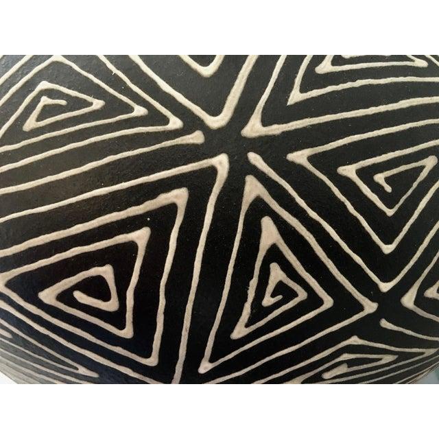 Mid-Century Studio Pottery Vase - Image 5 of 6