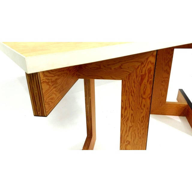 Console Table or Desk by Eric Freeman For Sale - Image 4 of 6
