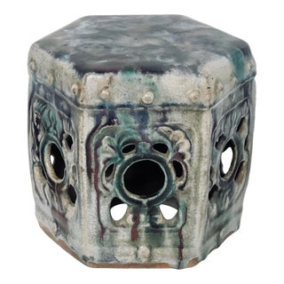 Chinese Ceramic Small Stool For Sale